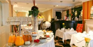 Dining at the Fairview Killarney Hotel