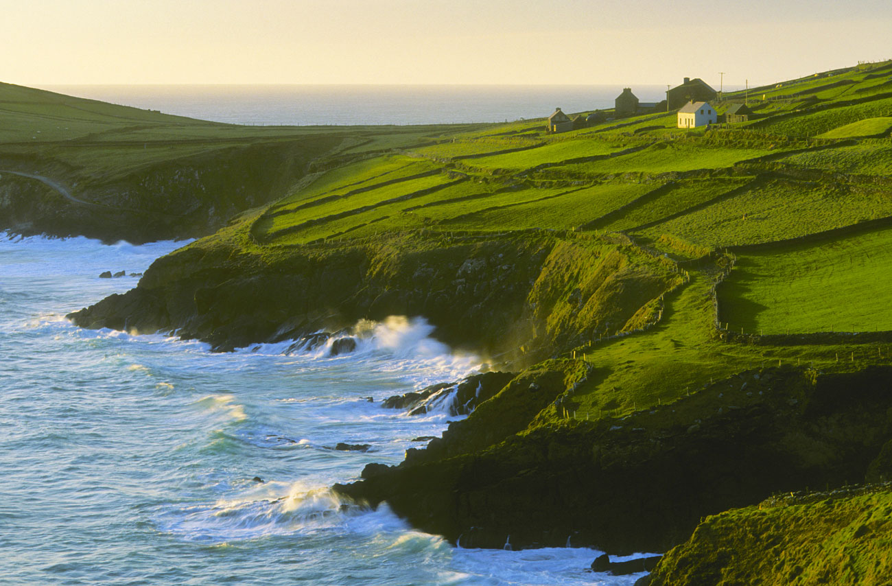 Dingle Peninsula, County Kerry, Ireland без смс